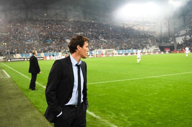 OM : Rudi Garcia a déjà le pire bilan d'un coach de Marseille