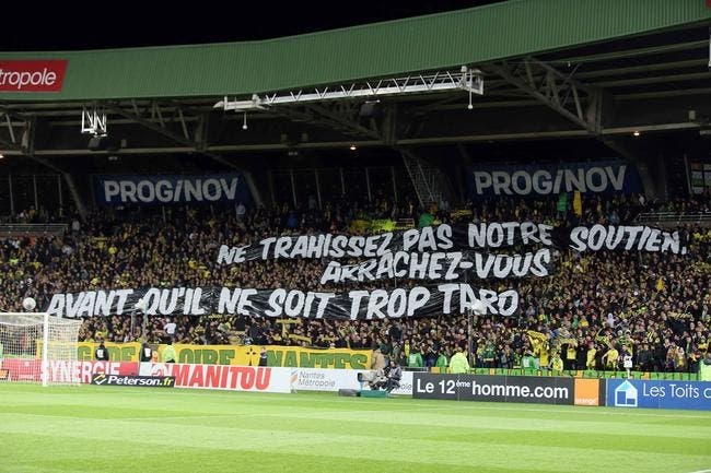FC Nantes : Deux supporters interpellés et poursuivis par la justice