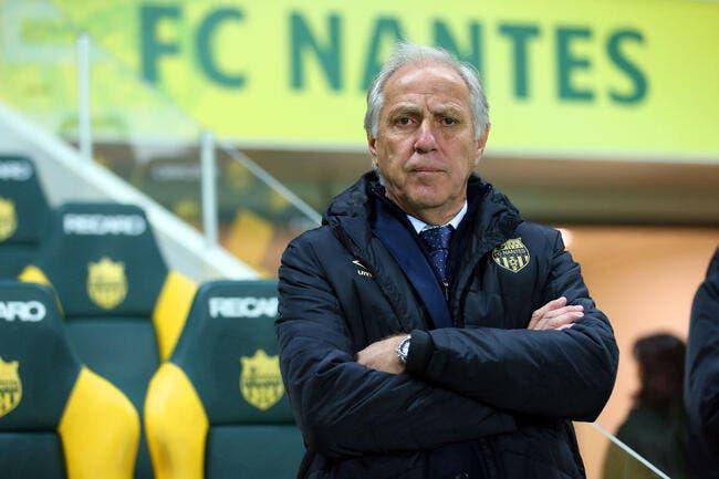 FCN : Girard jure que Nantes n'a pas peur de l'OL