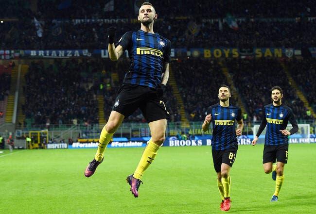 Inter Milan - Fiorentina 4-2
