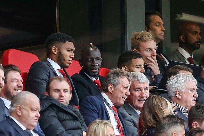 Mercato : Trois clubs sont candidats pour sortir Sakho de Liverpool