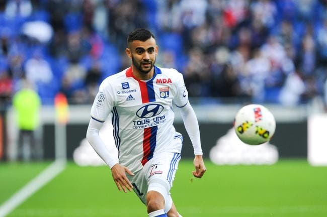 OL : Cet aveu de Ghezzal va faire tousser les supporters de Lyon
