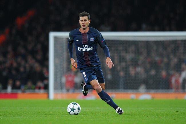 PSG : Domenech allume Thiago Motta