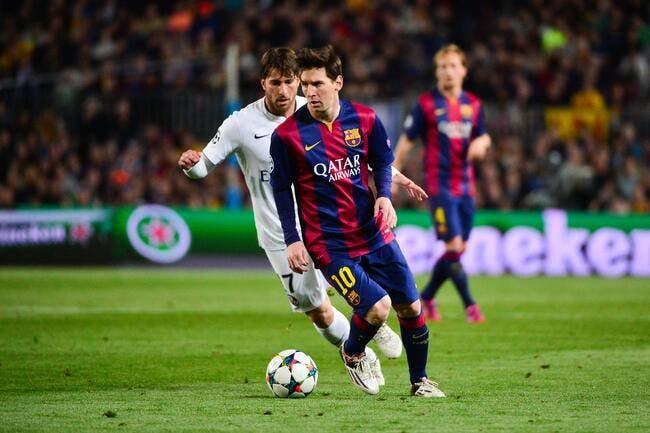 PSG : Kluivert négocie avec le clan Lionel Messi annonce RTL !