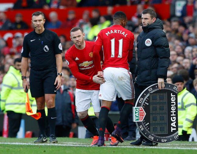PSG : La rumeur d'un départ de Martial déboule à Manchester !