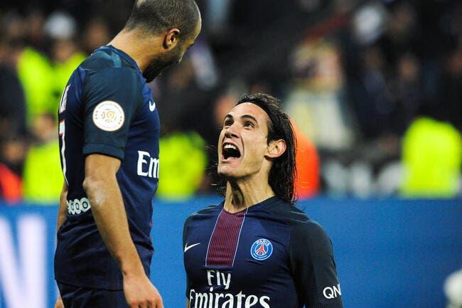 PSG : Paris a souffert contre l'OL, et Emery aime ça