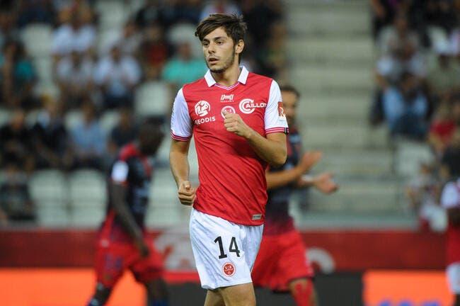 Reims – Niort 1-0