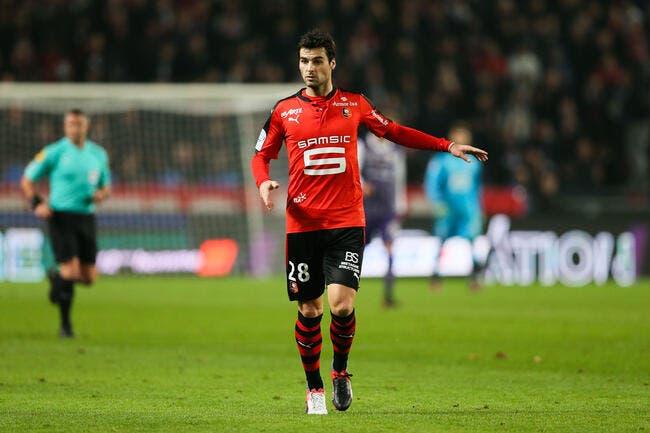 Rennes : Yoann Gourcuff jubile de jouer au football sans souffrir
