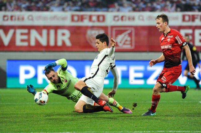 Dijon – Monaco 1-1