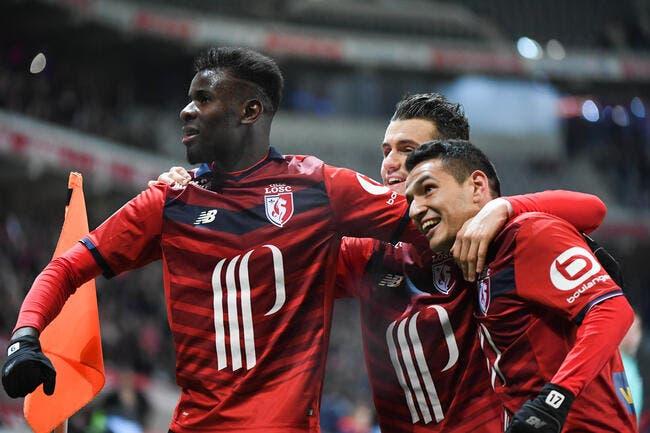 LOSC : Un beau match à Lille, ça s'apprécie