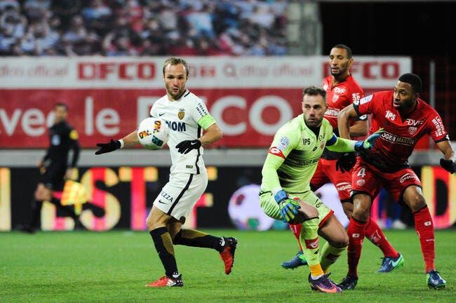 Monaco a joué petit bras, Dijon lui fait payer!