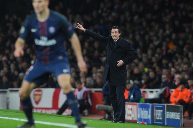 PSG : Paris a oublié Ibrahimovic constate Emery