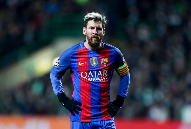 PSG : Un contact Messi-PSG ? La presse espagnole en rigole