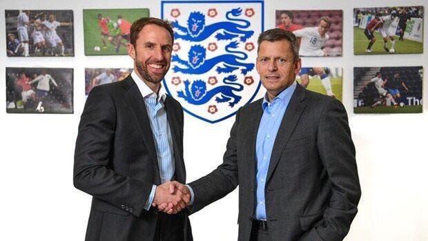 Angleterre : Southgate sélectionneur national jusqu'en 2020