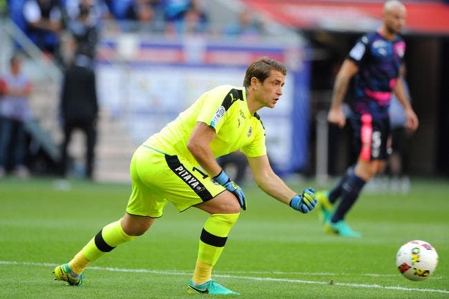 Foot/L1 - Bordeaux: entorse du genou confirmée pour Carrasso