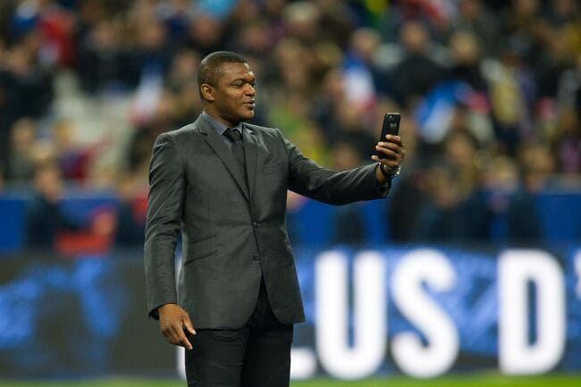 FCN-OL : Desailly à la Beaujoire pour voir Nantes battre Lyon