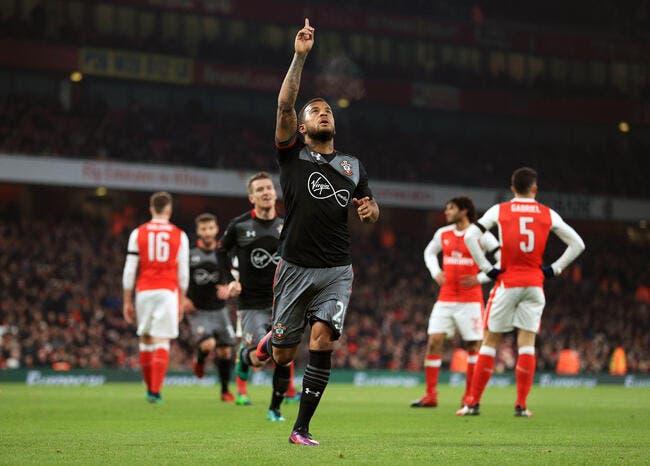 League Cup : Arsenal éjecté par Southampton