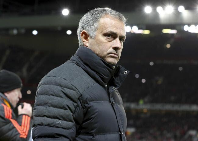 Man United: Suspension et amende, Mourinho connaît la chanson