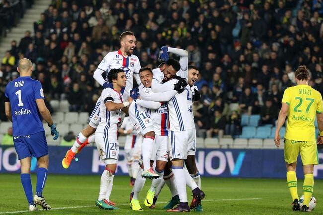 OL : Une victoire historique en L1 pour Lyon
