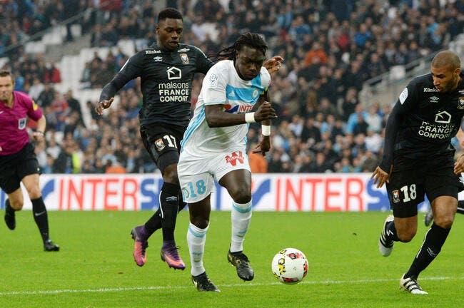 OM : Bafé Gomis a-t-il signé trop tard ? Il répond