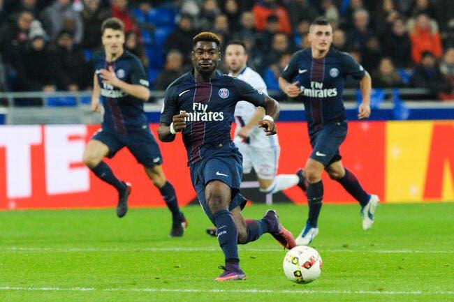 Serge Aurier se bat… pour la nationalité française — PSG