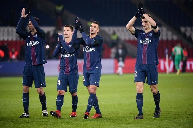 PSG : Paris ne crache pas sur 2 points d'avance sur Monaco