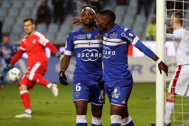 SCB : Malgré tout, Bastia avance doucement mais sûrement