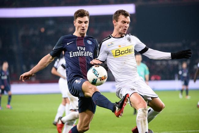 SCO : Perdre à Paris ? Moulin ne peut rien reprocher à ses joueurs