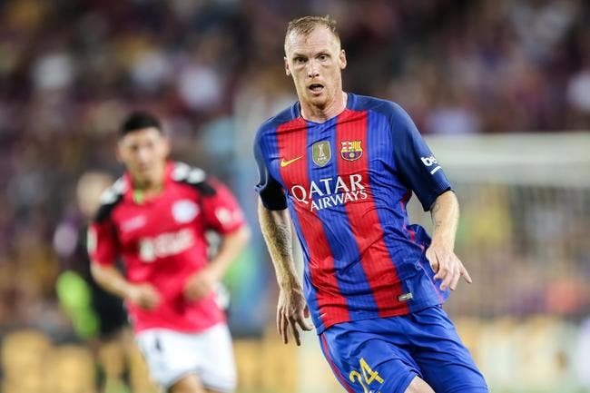 Barça : Mathieu ne fera aucun cadeau à Umtiti