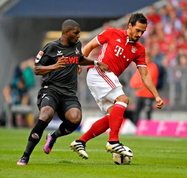 Bayern Munich - Cologne : 1-1