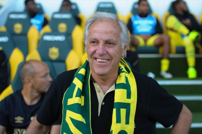 FC Nantes : Girard voit le bout du tunnel avec deux satisfactions