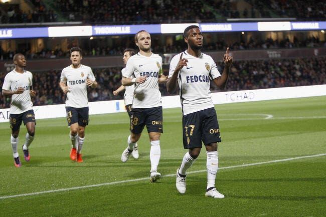 L1 : Monaco en passe 7 à Metz et reprend la tête !
