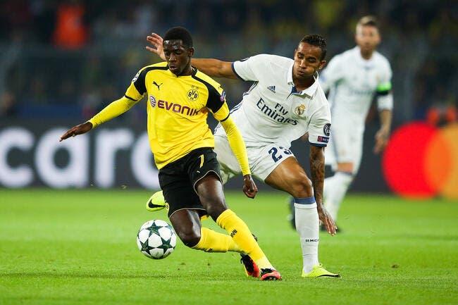 Le Real Madrid sait comment polir le diamant Ousmane Dembélé