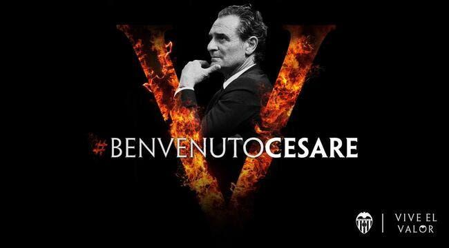 Officiel : Prandelli est le nouvel entraîneur de Valence