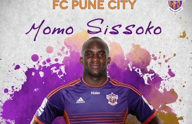 Officiel : Momo Sissoko signe pour 3 mois en Inde