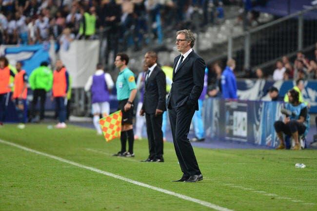 OM : Laurent Blanc refusera Marseille, il veut «un grand d'Europe»