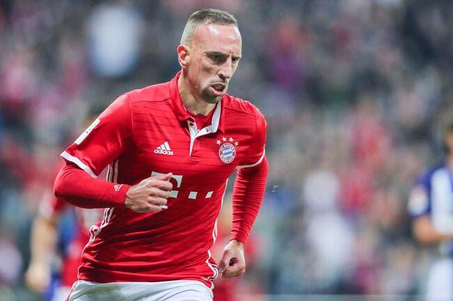 Ribéry insiste, il veut faire condamner Riolo en justice