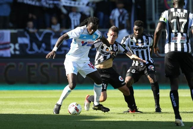 Angers – Marseille 1-1