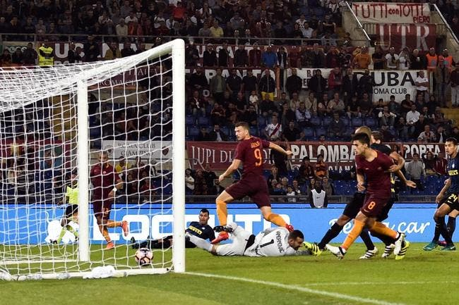 AS Roma - Inter Milan : 2-1