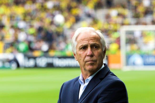 FC Nantes : Kita secoué par les supporters, ça agace Girard