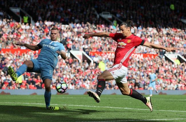 Man Utd - Stoke City : 1-1