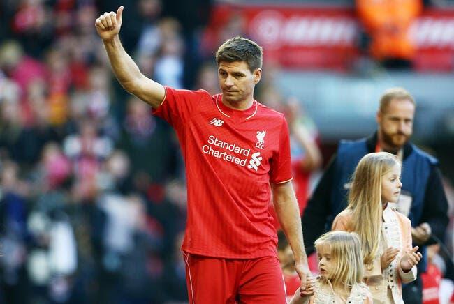 Mercato : Le come-back de Gerrard à Liverpool à l'étude