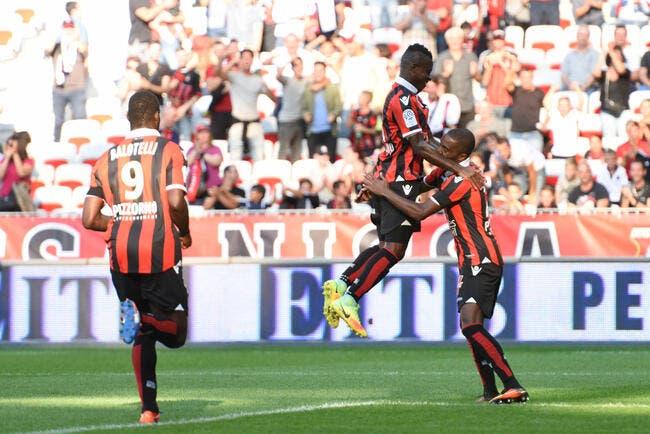 Nice – Lorient 2-1