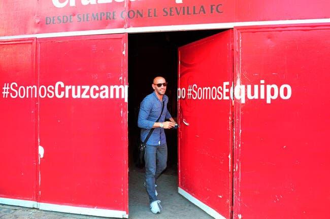 OM-PSG : Monchi viendra en France...mais pas maintenant