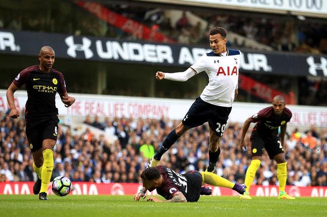 PL : Tottenham déboulonne Man City et lui colle la pression