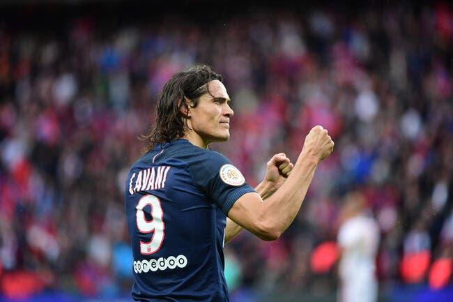 PSG : Malgré les critiques, Cavani fait déjà mieux qu'Ibrahimovic !