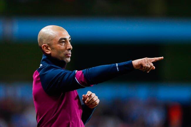 Angleterre : Après un départ catastrophique, Aston Villa vire Di Matteo
