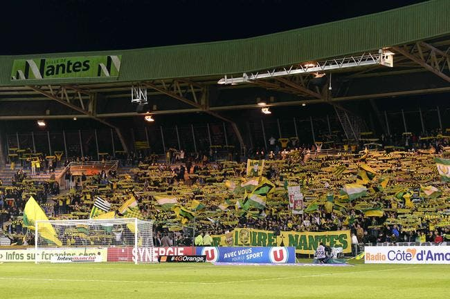 Incidents : Le FC Nantes pointe du doigt la Brigade Loire