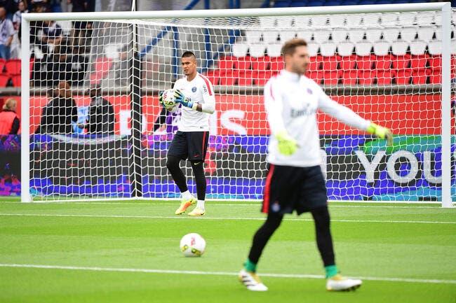 PSG : Areola s'installe titulaire, mais Trapp n'a pas dit son dernier mot