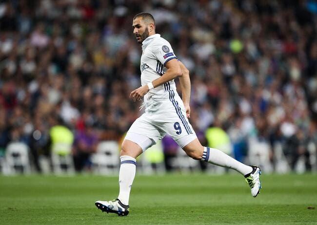 Real Madrid : Benzema est dans le dur, une statistique le prouve